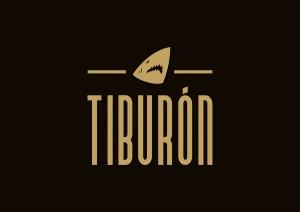Logo_Tiburon_zlate_cerne_pozadi